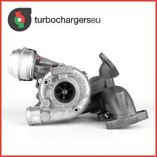 Turbocompresor Ford Galaxy Seat Alhambra concepto VW Sharan 1.9 TDI 85kw 115ps 713672 7136 73