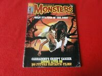 Vintage Monster Magazine Famous Monsters #128 Sept. 1976 Warren              G51