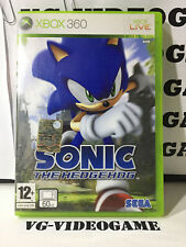 SONIC THE HEDGEHOG , XBOX 360