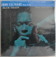 John Coltrane Blue Train Japan Blue Note LP 200 gram vinyl DBLP-003 Obi 2011