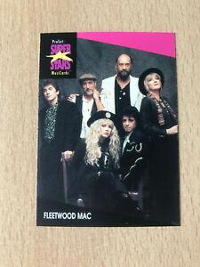 Fleetwood Mac trading card (usa version)