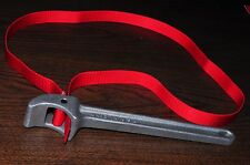 """OTC 7206 Multi-Purpose Strap Wrench Range to 16"""" -handle 12"""" made in USA"""