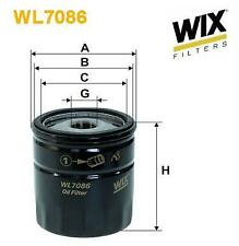 WIX WL7086 Oil Filter for Renault 9615841580 Citroen MLS000592 Peugeot 493063