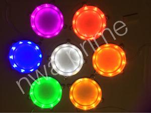 2pc LED Cornhole Light MIX/MATCH COLORS! - Corn Hole Bean Bag Toss Baggo