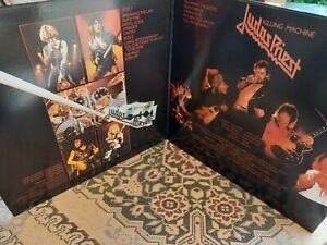 JUDAS PRIEST - british steel + killing machine 2-LP Vinyl Schallplatte ab 1,- !!