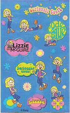 Sandylion VTG Retro Lizzie McGuire Stickers 2 Maxi Sheets RETIRED