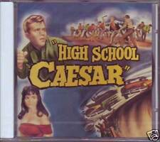 V.A. - HIGH SCHOOL CAESAR - Buffalo Bop 55018  Rock CD