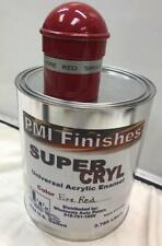 Fire Red Gallon Single Stage ACRYLIC ENAMEL Car Auto Paint