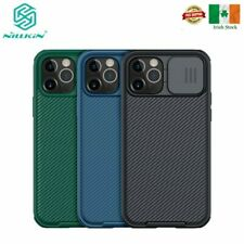 For Apple iphone 12/12 Pro Genuine Nillkin Camera Lens Protection Case Cover