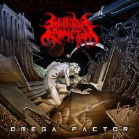 KILLING ADDICTION - Omega Factor - CD - 165592