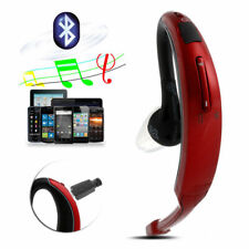 New Jabra Wave BT3040 Wireless Bluetooth Headset Wind Noise Reduction Red