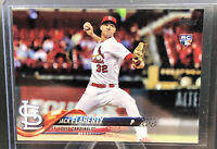 Jack Flaherty 2018 Topps Series 1 Rookie Card RC #93 St. Louis Cardinals
