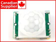 PIR Motion Detector Sensor Switch 7m range, Arduino, micro controller compatible
