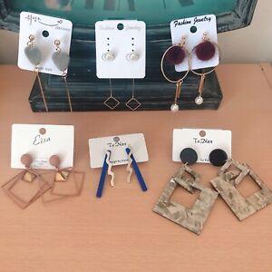 Brand New Womens Earings Bundle