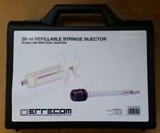 Errecom Dye Oil injector for Air conditioning with R134a flex coupler ac0019E