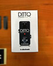 TC Electronic DITTO Looper Effektgerät E-Gitarre