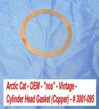 Arctic Cat Cylinder Head Gasket (Copper) # 3001-095   Vintage