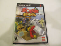 Lego Soccer Mania   For Ps2 in Very Good  Condtion With Manual  Free Shipping