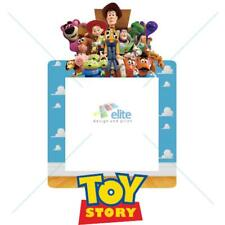 TOY STORY LIGHT SWITCH SURROUND STICKER DECAL KIDS BOYS GIRLS BEDROOM