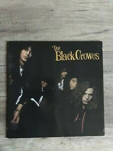 THE BLACK CROWES - Shake your money maker - LP