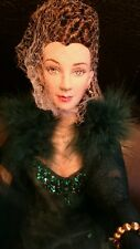 "TONNER  Gone With the Wind ~ 16"" SCARLETT O'HARA Green Shame Dress ~New"