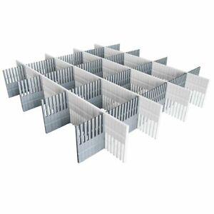 Stauleiste für Schubladen