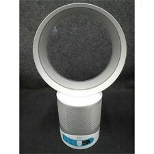 Dyson Dp01 Pure Cool Link Hepa Air Purifier Fan w/Remote, 120V, White/Silver