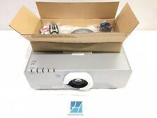 Panasonic PT-D6000US DLP Projector w/ Lens and Remote Control