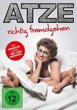 ATZE SCHRÖDER - RICHTIG FREMDGEHEN    DVD NEU
