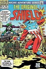 The Original Shield Greim Ayers #4 Archie Comics Adventure Series Oct 1984 NM