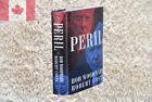 Peril Hardcover By Bob Woodward & Robert Costa New - September 21, 2021