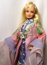 Discover the World with Barbie Barbie in South Korea Outfit and doll