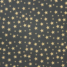 """American Crafts DCWV 12"""" x 12"""" Loose Printed Paper - Gold Stag Star Design -25 S"""