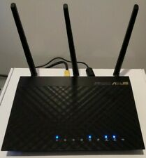 ASUS RT-AC66U 802.11ac Dual-Band Wireless AC1750 Gigabit Router 1300Mbps VGC
