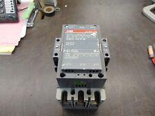 ABB  A185-30 Contactor Motor Starter 120VAC Coil 250A 600V