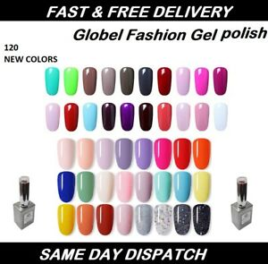 15ml Nail Gel Polish High Quality Gel Varnish Top Coat Soak Off GLOBAL FASHIONS