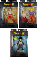 Dragon Stars Series 7 Action Figure Set ~ Ultra Instinct Goku, Vegeta, SS Gohan