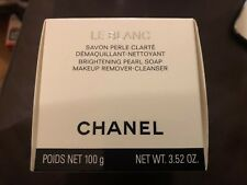 Chanel Le Blanc BRIGHTENING PEARL SOAP MAKEUP REMOVER 100g Brand New