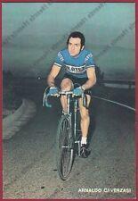 ARNALDO CAVERZASI - CICLISMO CYCLISME CYCLING - MOLTENI FILOTEX - PORTO CERESIO