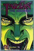 Tarzan The Warrior #5 1992 Edgar Rice Burroughs Mark Wheatley Neil Vokes Malibu