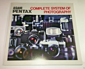 Product booklet for the Asahi Pentax 'Complete System Of Photography', mid-1970s