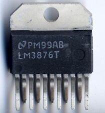 NS LM3876T ZIP-11 LM3876 Overture Audio Power Amplifier