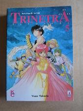 TRINETRA n°5 Star Comics Storie di Kappa n°69   [G370F]
