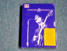 CONCERT FOR GEORGE-DELUXE 2 DVD Set--FACTORY SEALED & USA RELEASE NTSC R1--RARE.