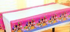 108cm 180cm ratón estilo Artículos para fiestas Mantel DETALLE Niños Niño Niña
