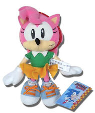"REAL AUTHENTIC Great Eastern GE-7053 Sonic the Hedgehog - 9.5""  Amy  Plush Doll"