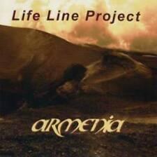 LIFE LINE PROJECT - ARMENIA SEALED 2013 DUTCH SYMPHONIC PROGROCK
