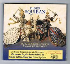 DIDIER SQUIBAN - LES PLUS GRANDS THÈMES D'ANNE DE BRETAGNE - 2011 - NEUF NEW NEU