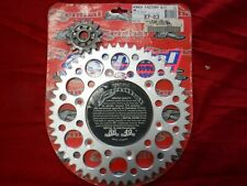 NEW RENTHAL HONDA CR125 FACTORY SPROCKET KIT 1987-2003 HONDA CR125R