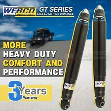 Rear Webco HD Pro Shock Absorbers for HOLDEN COMMODORE VT VX VX II VY VZ S/Wagon